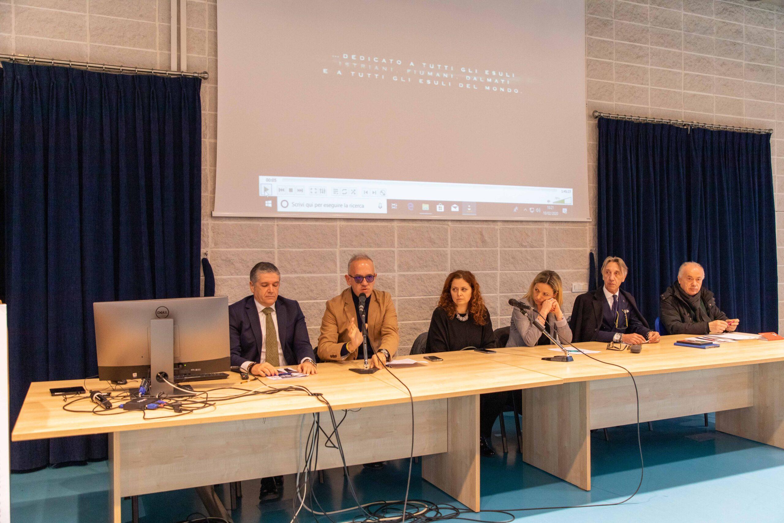 Civitanova Marche, Consiglio Comunale per il Giorno del Ricordo