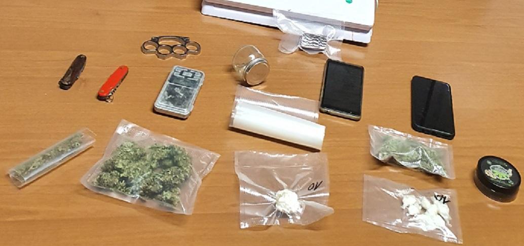 Guardia di Finanza, un arresto e 90 grammi di droga sequestrati