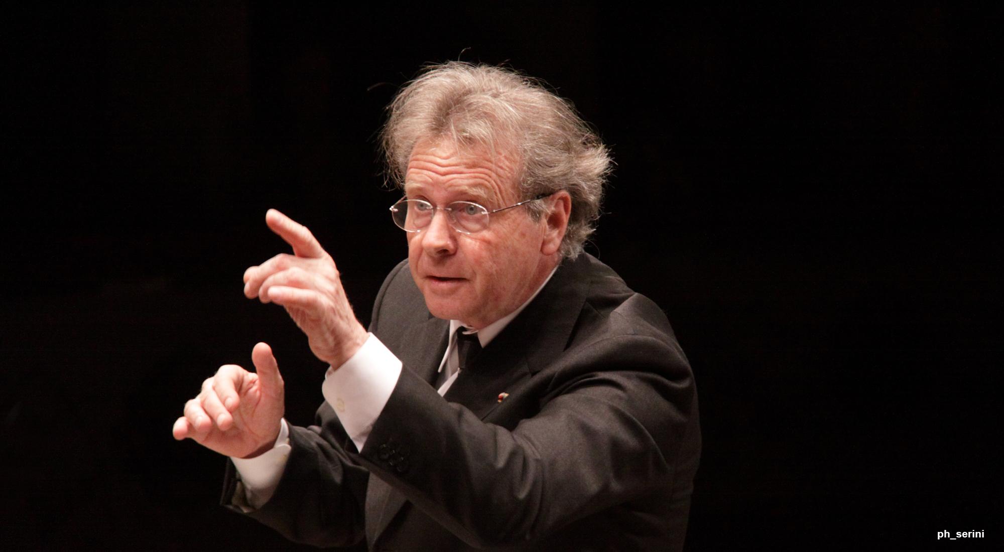 Il Maestro Soudant dirige la FORM e il violinista Čepoveckis