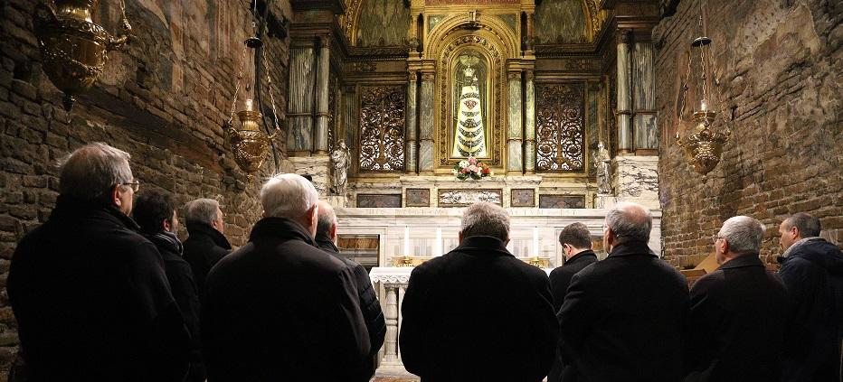 Loreto, riprendono le celebrazioni nella Basilica della Santa Casa
