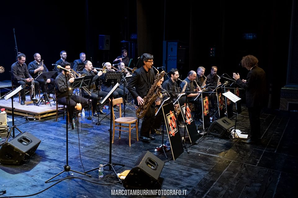 Macerata Jazz, agli Antichi Forni la Musicamdo Jazz Orchestra