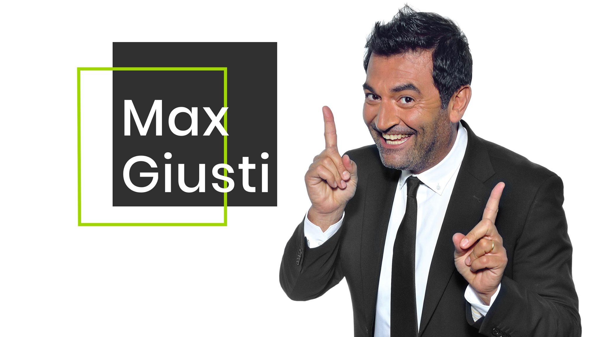 """Max Giusti con """"Va tutto bene"""" al Teatro Comunale di Treia"""