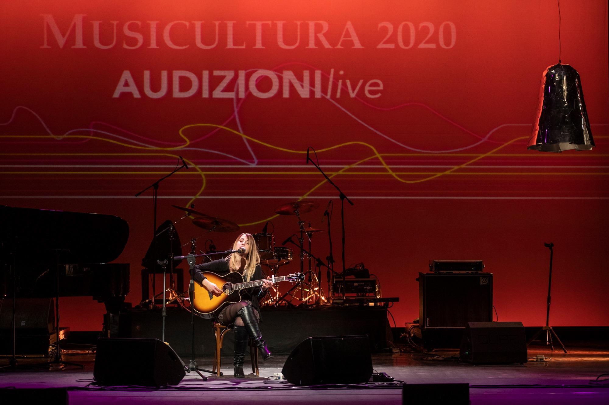 Musicultura, audizioni live a porte chiuse ma in diretta tv