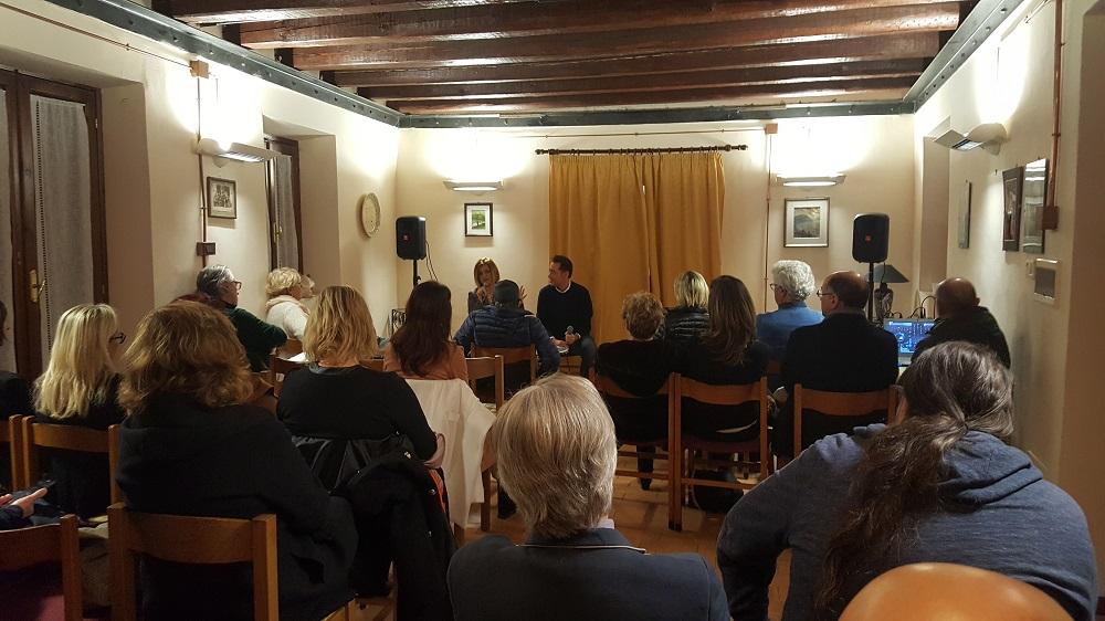 Versus a Recanati, le Poesie antisismiche di Renata Morresi