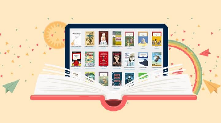 Biblioteca Mozzi Borgetti, aperta con il servizio digitale MLOL