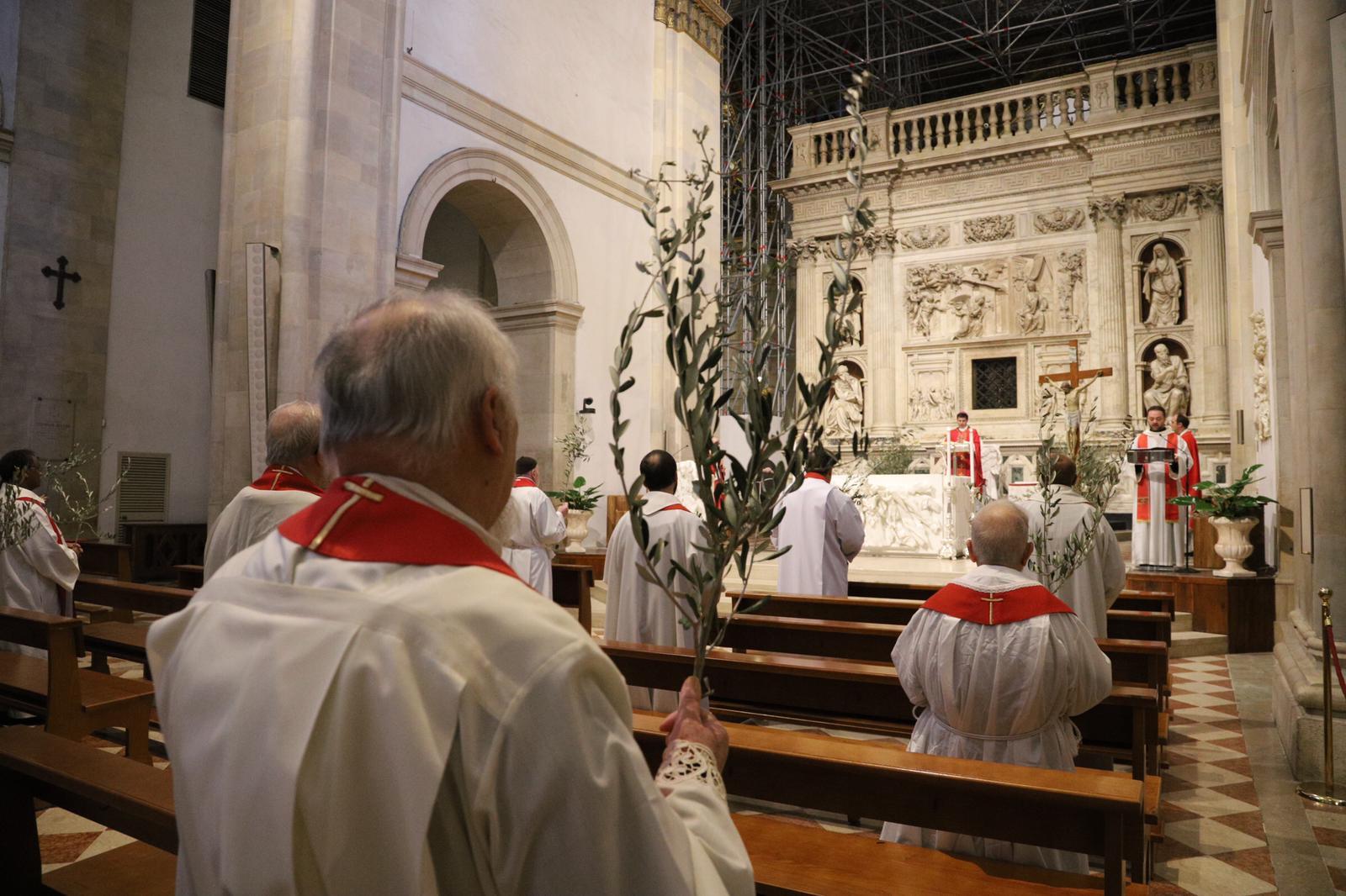 Loreto, Santa Casa in streaming per le celebrazioni pasquali