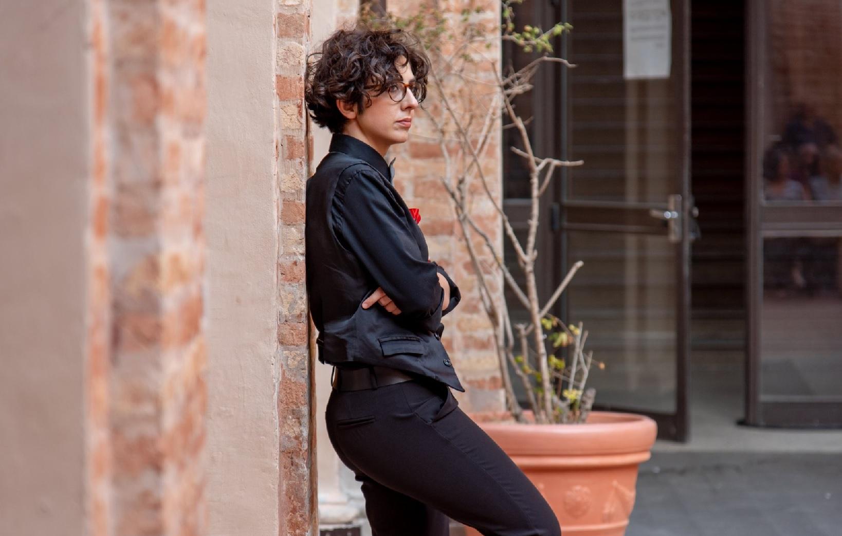 Lucrezia Ercoli docente on line alla Ca' Foscari di Venezia