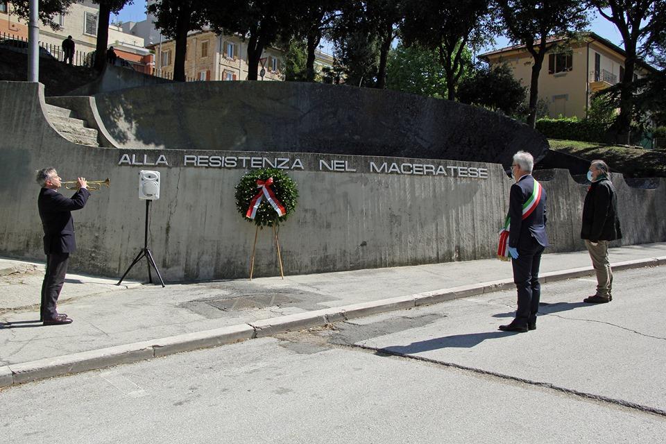 Macerata 25 aprile, Partigiani si nasce e non si smette di esserlo