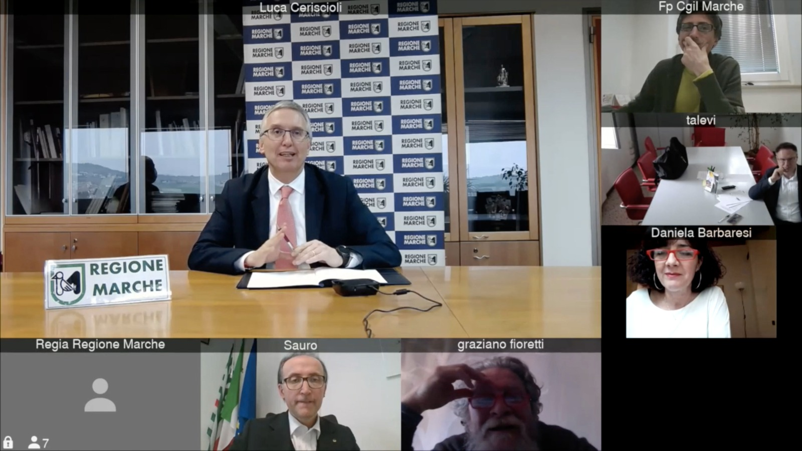 Regione Marche, 20 milioni di euro per gli operatori sanitari