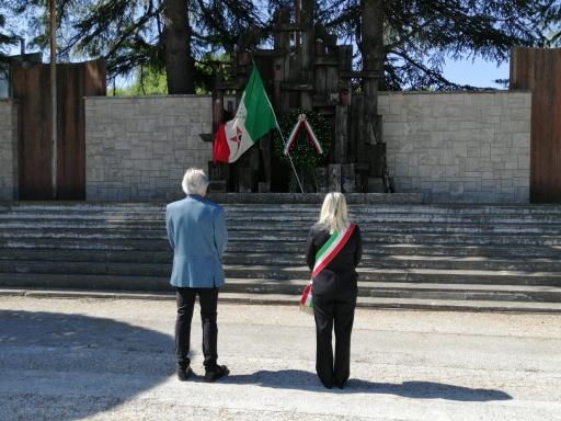 San Severino Marche, Piermattei e Gironi celebrano il 25 aprile