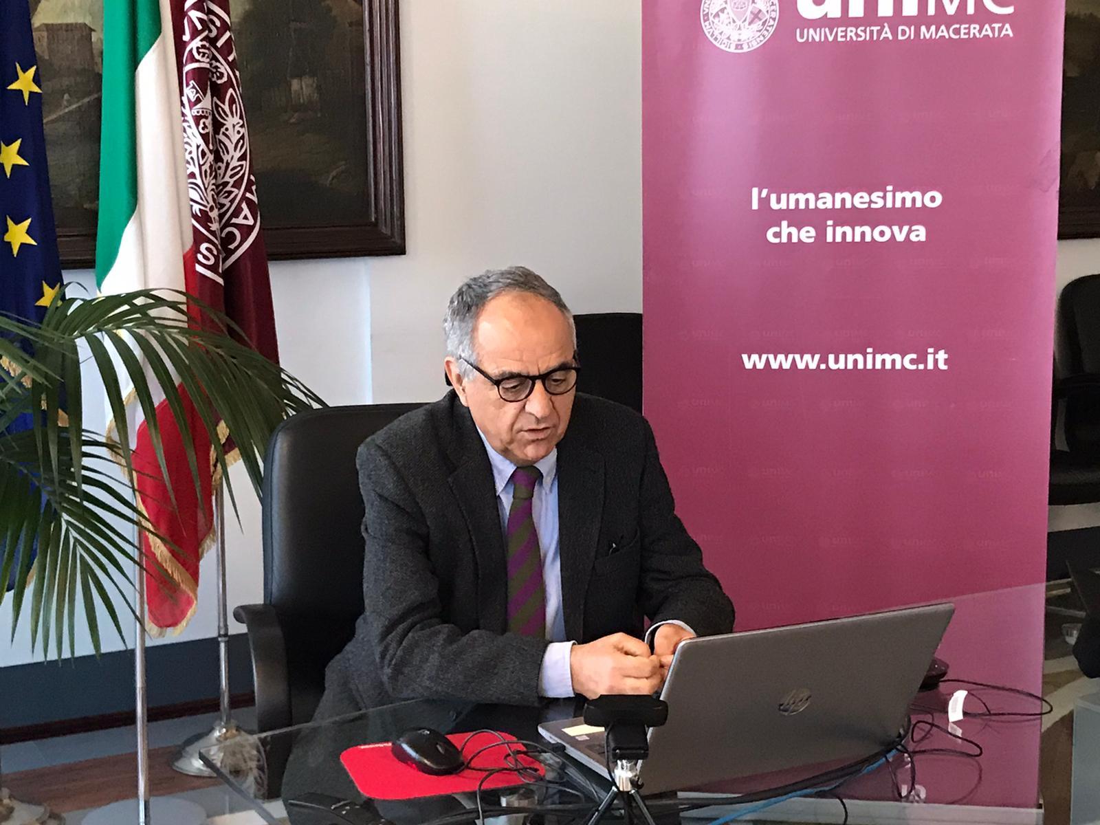 Open Day Unimc, iniziative online per conoscere l'Ateneo
