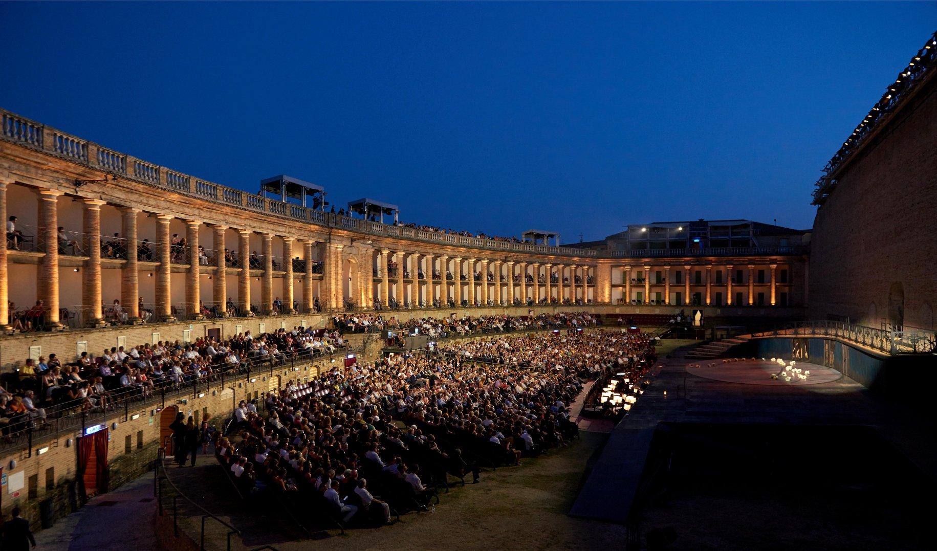 Macerata Opera, per il Telegraph tra i motivi di visitare l'Italia