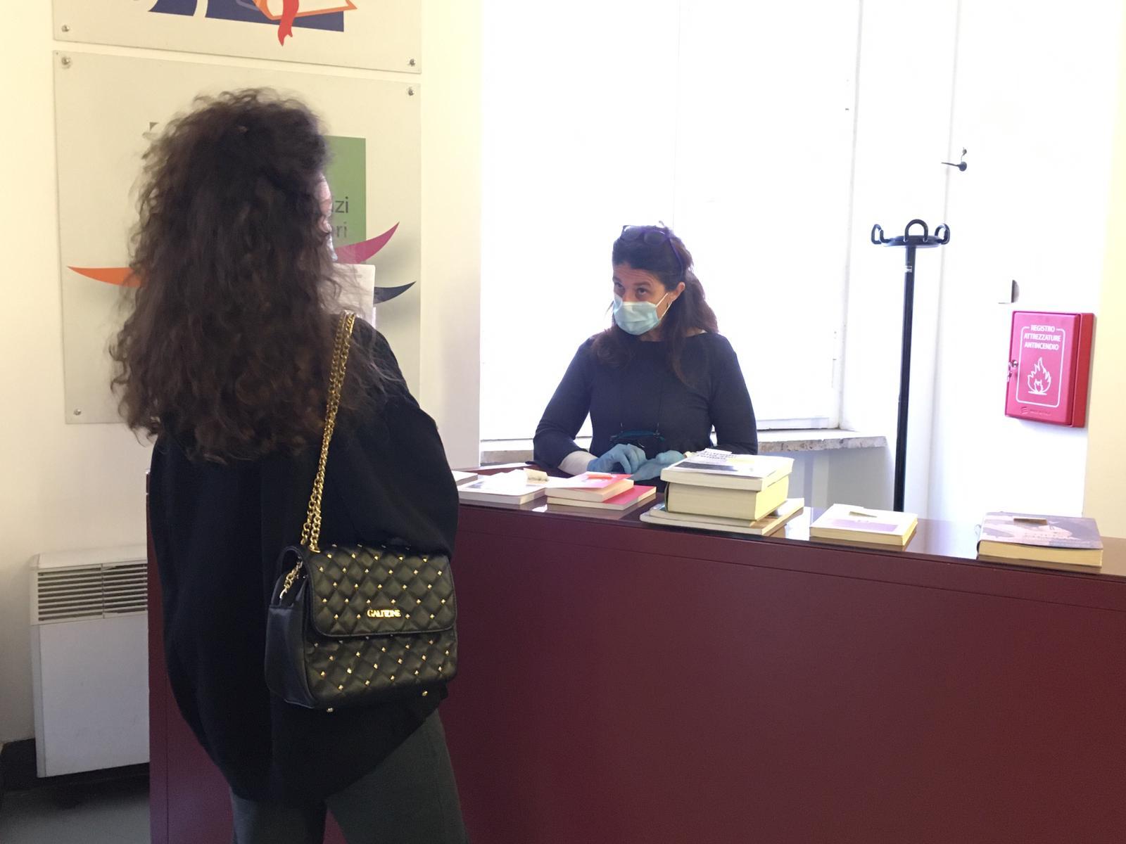 L'Università di Macerata riapre le biblioteche alla cittadinanza