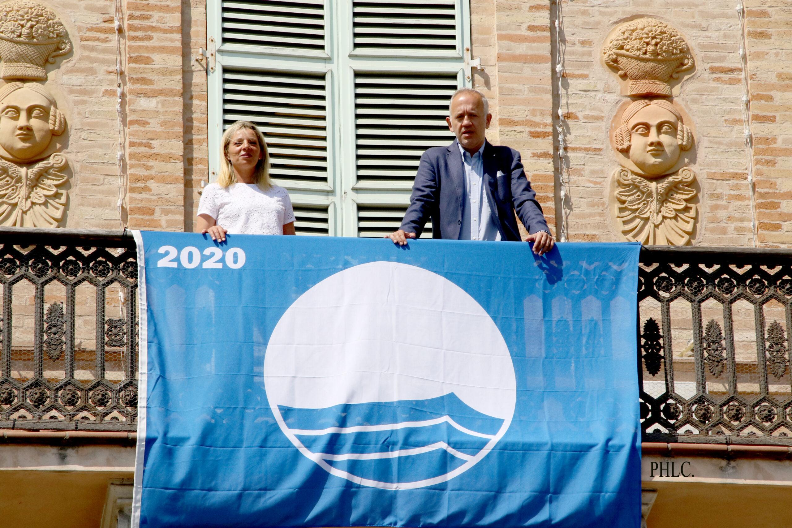 Civitanova Marche, Bandiera Blu per la diciassettesima volta