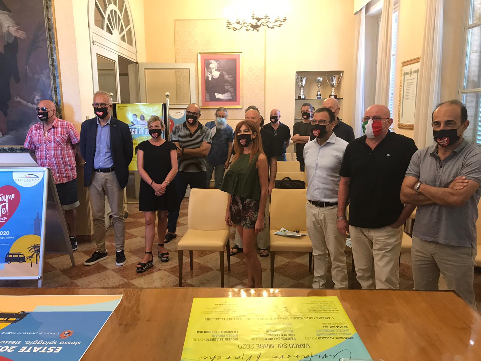 Civitanova Marche, spettacoli ed eventi al nuovo Varco sul Mare