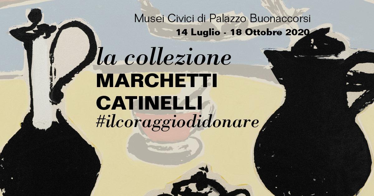 Macerata, in mostra le opere della Collezione Marchetti Catinelli
