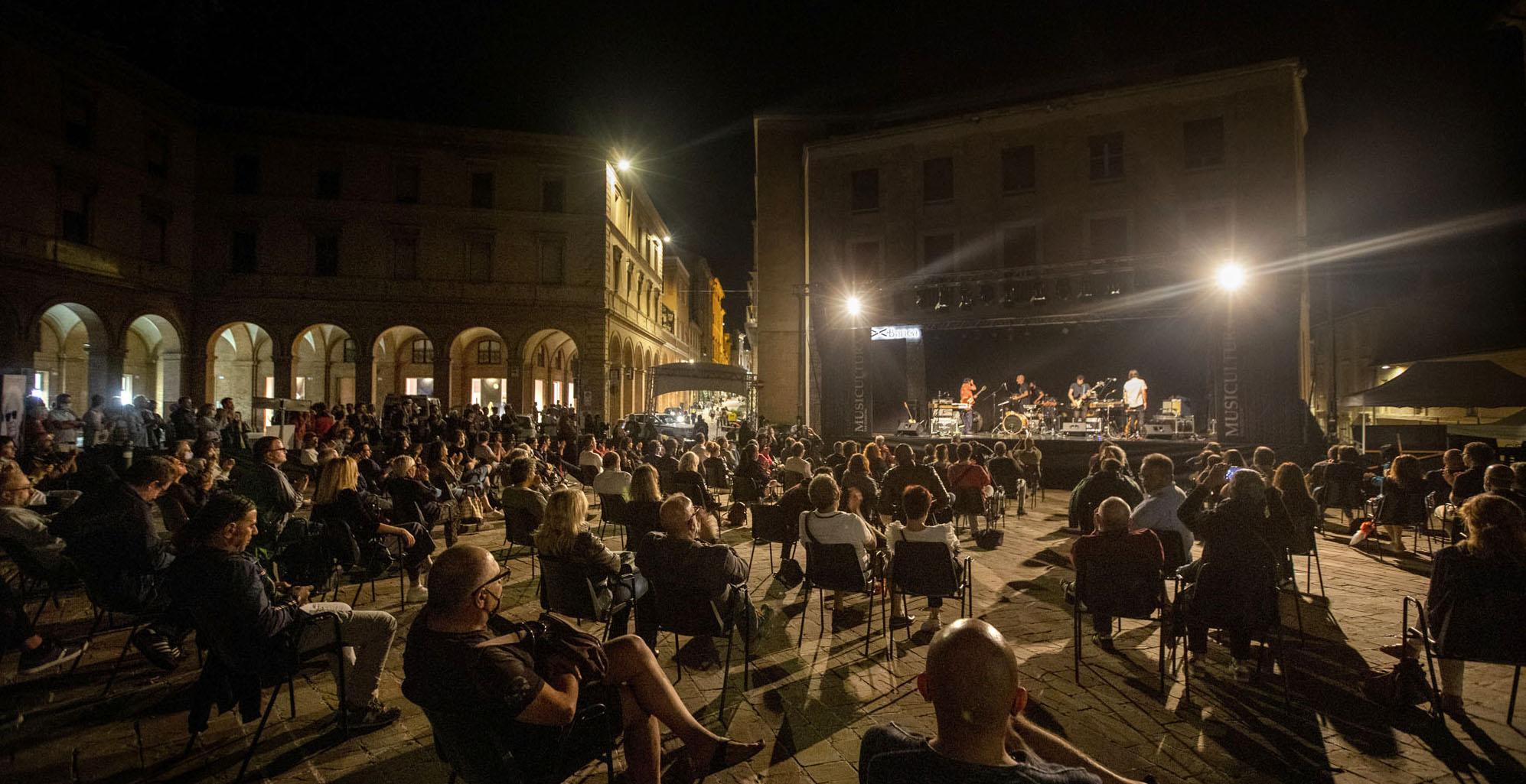 Controra di Musicultura, serata con il concerto dei vincitori
