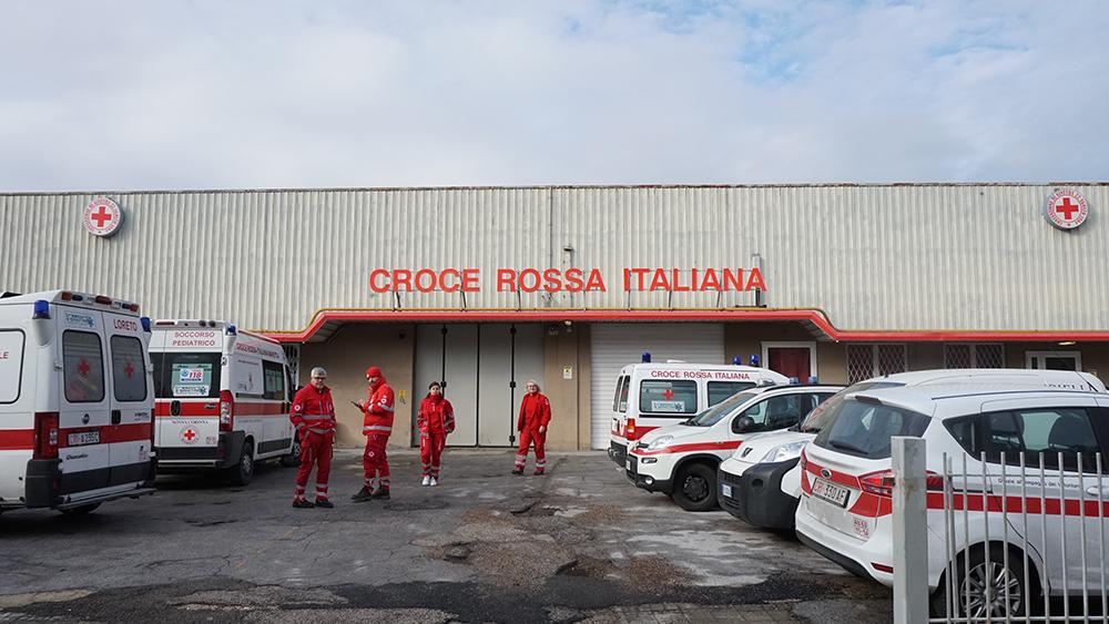 Croce Rossa contesta bando degli Ospedali Riuniti di Ancona
