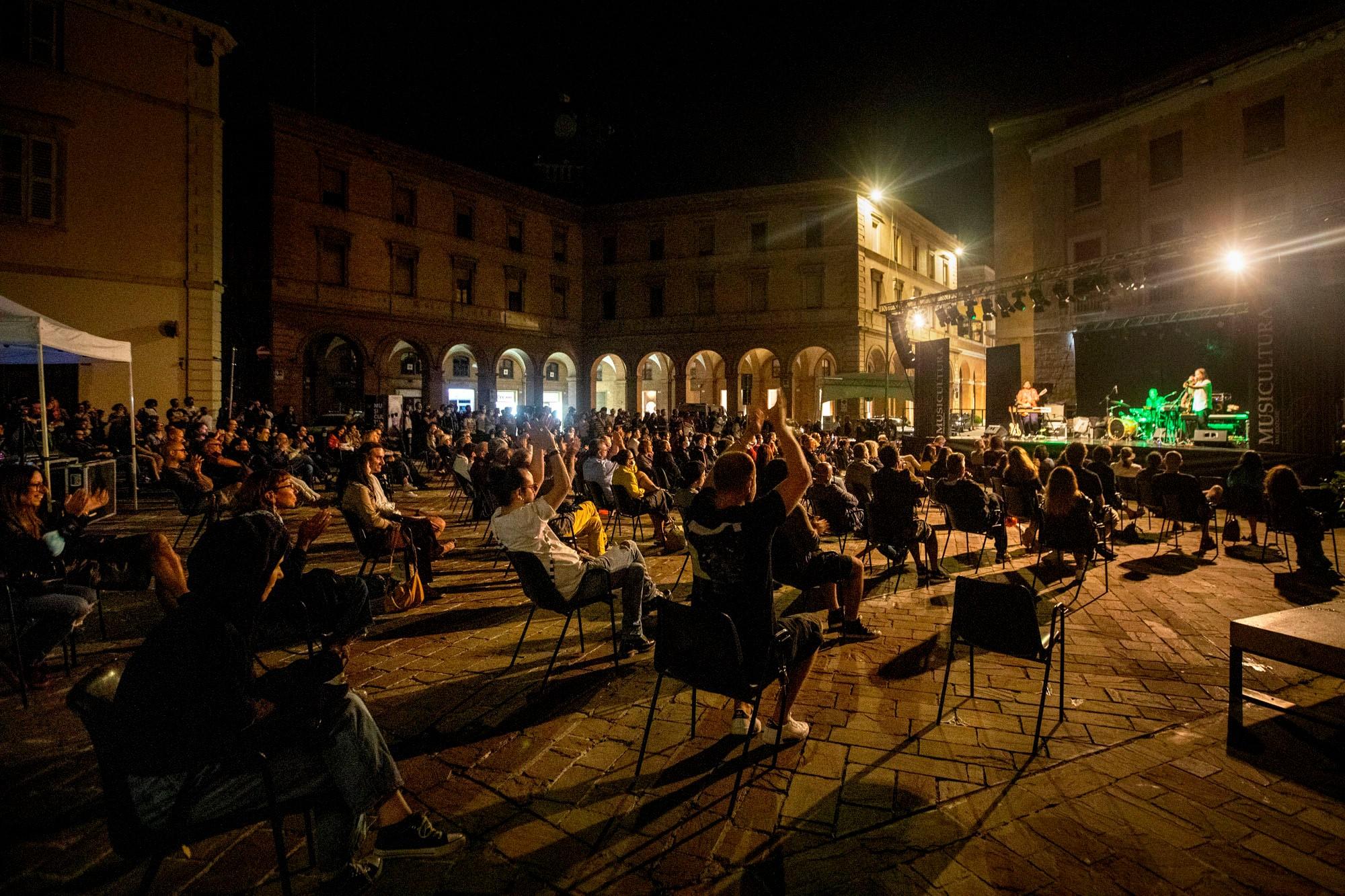 Musicultura. Alla Controra Rezza, Mastrella, Tosca e Tognolini