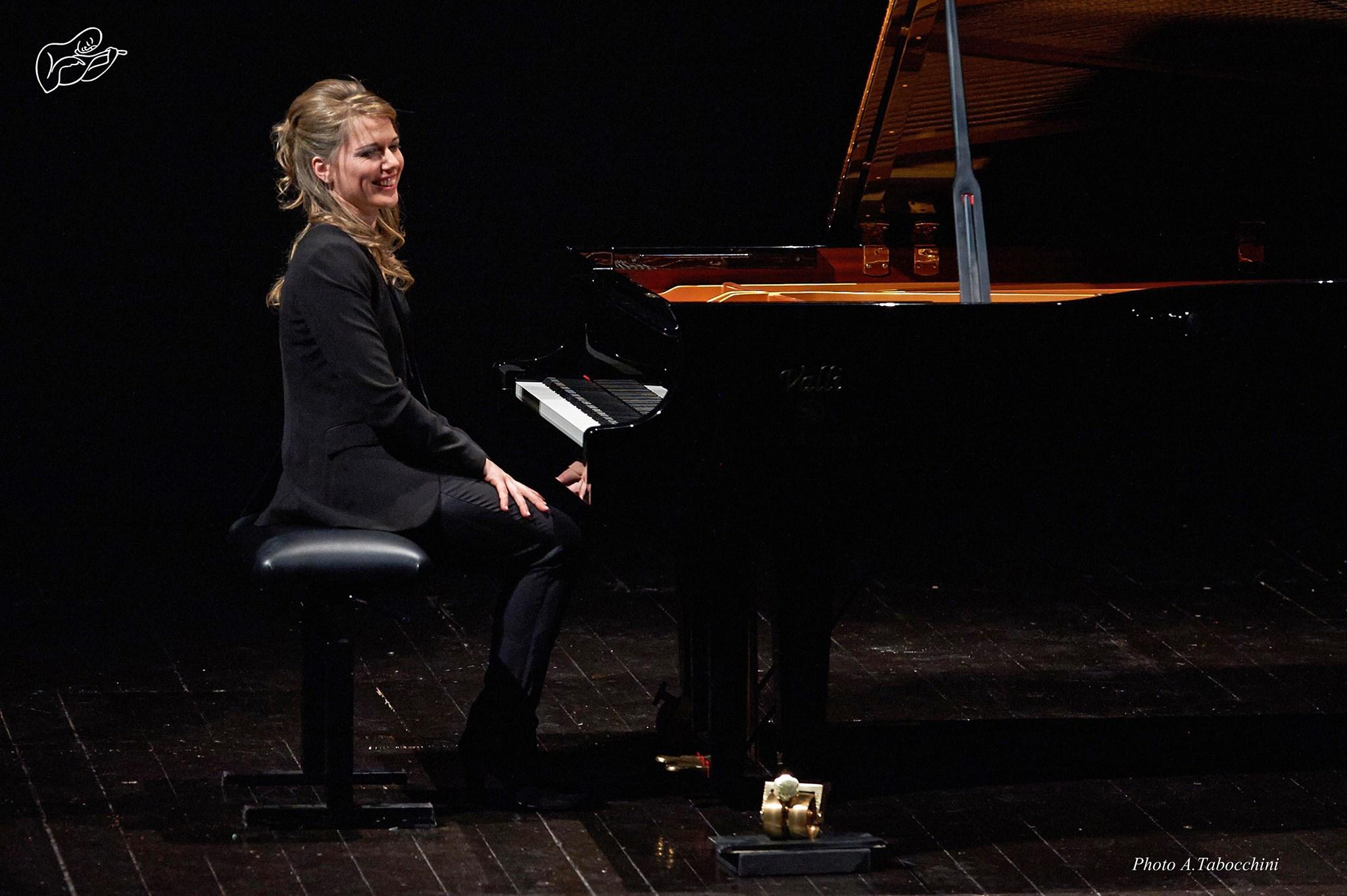 Macerata, romanticismo con la pianista Ottavia Maria Maceratini