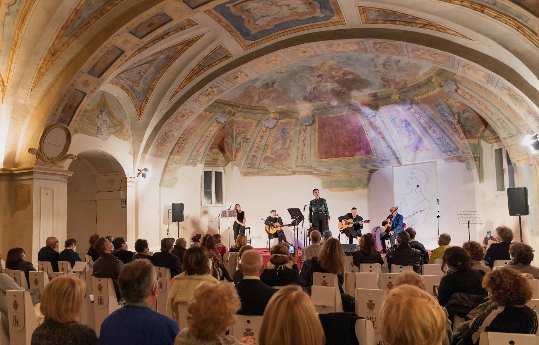 Mugellini Festival, concerto memorabile per Amalia Rodrigues