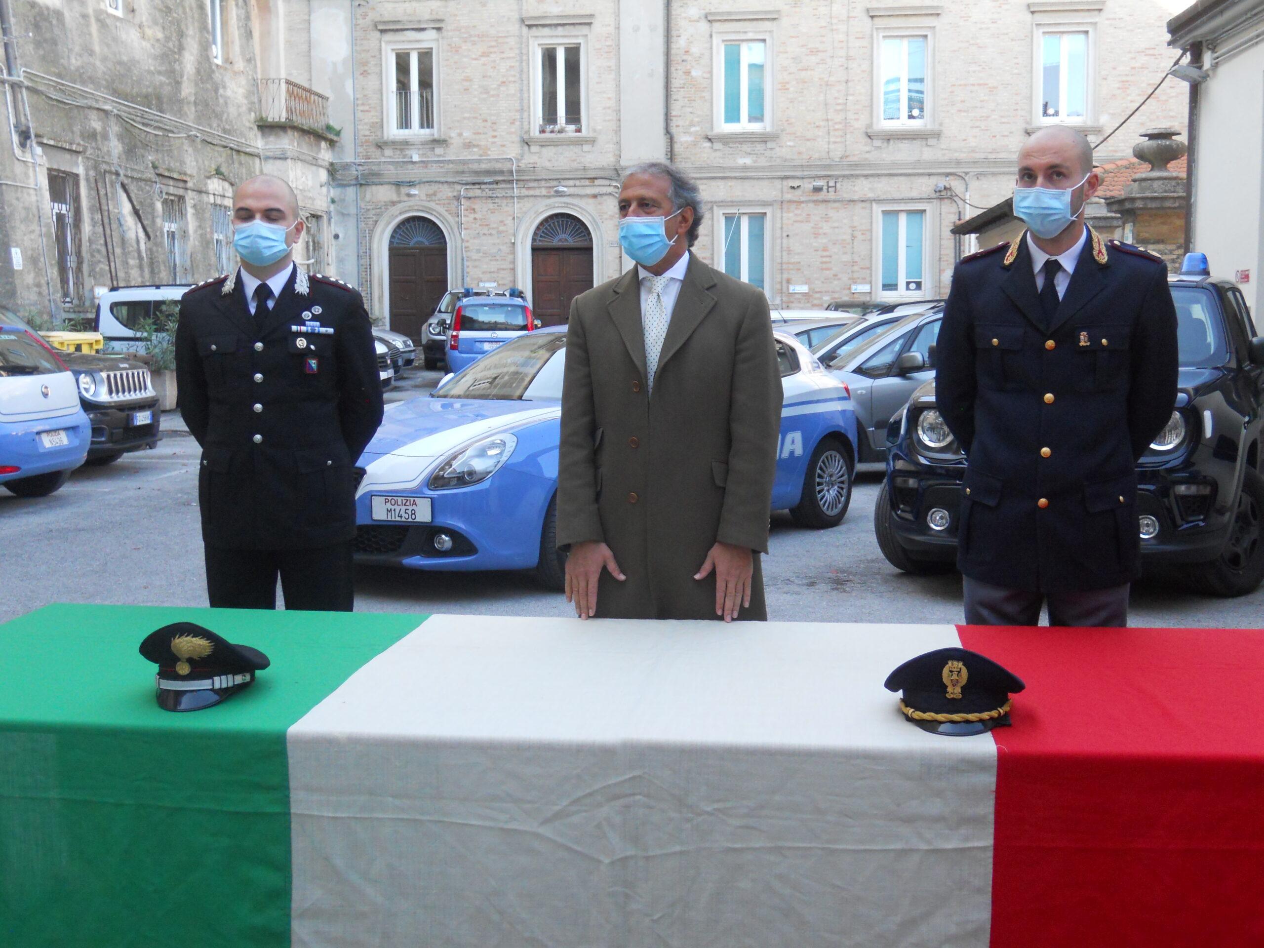 Carabinieri e Polizia insieme, arrestati due pericolosi rapinatori