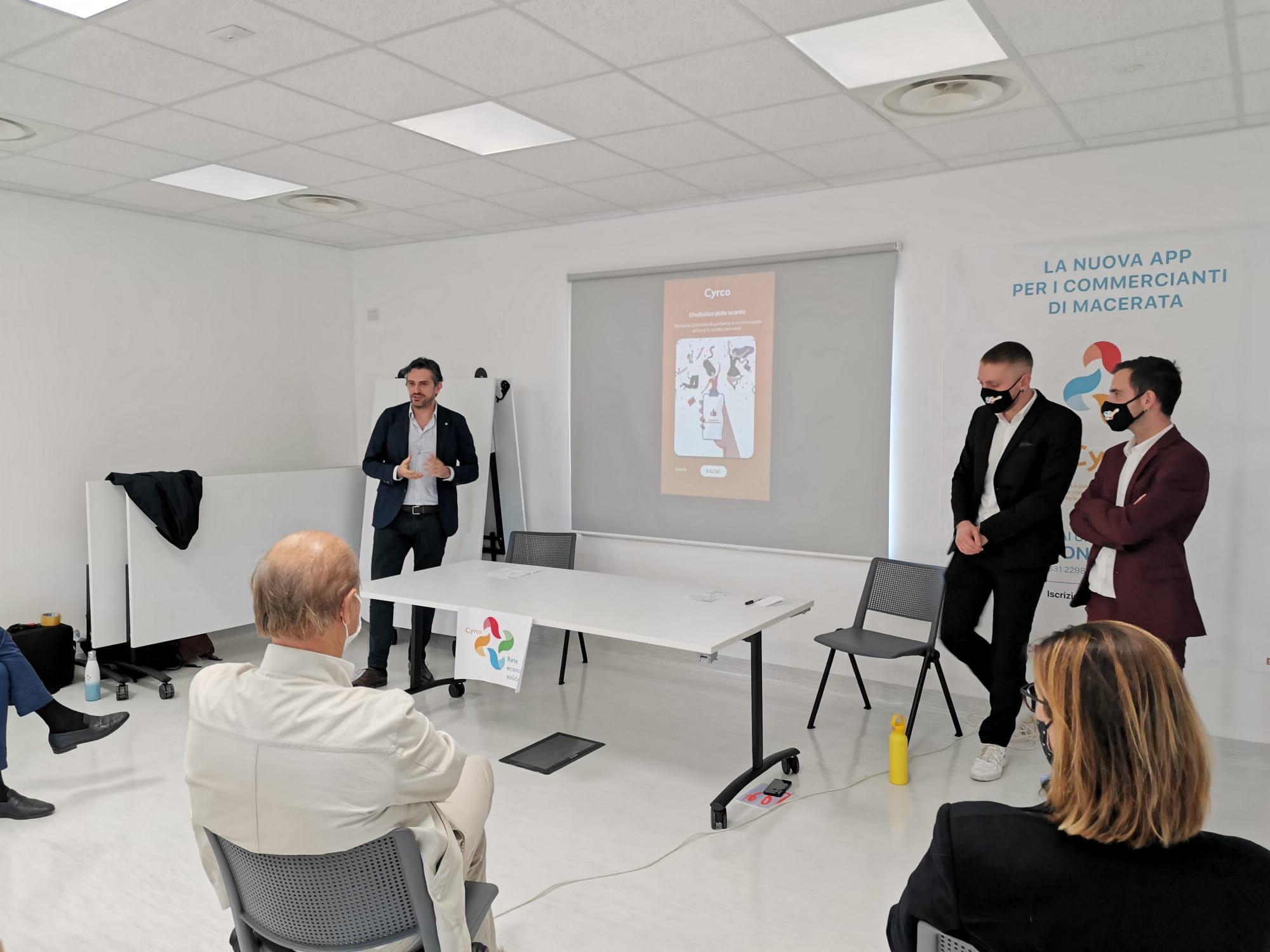 Cyrco, il progetto innovativo per produttori e commercianti