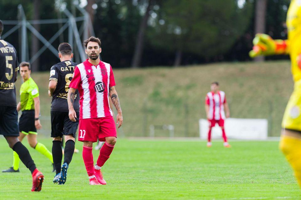 Matelica, Moretti e mister Colavito sul derby con la Vis Pesaro