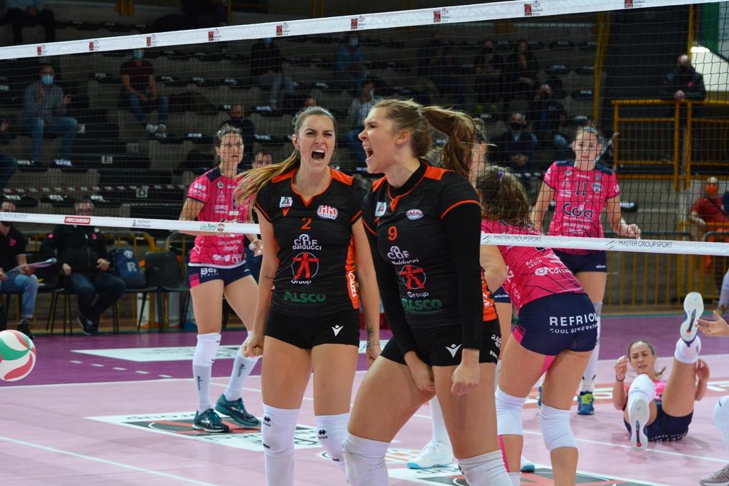 CBF Balducci HR Macerata batte CDA Talmassons al tie-break