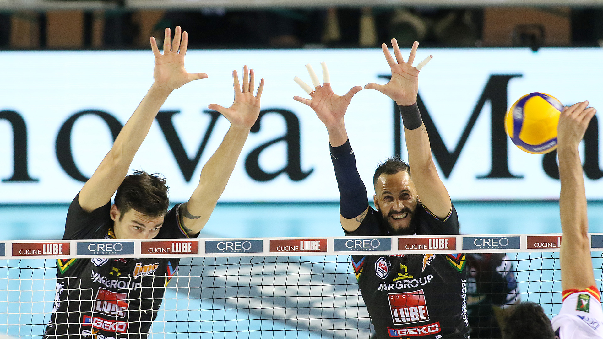 Lube-Consar Ravenna 3-2, sfida vinta ma complicata e sofferta