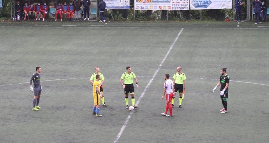 Maceratese ko a Castelfidardo, perde 2-1 con la Vigor