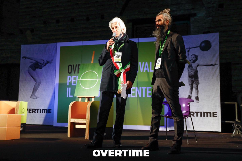 Overtime Festival a Macerata, personaggi e racconti dello sport