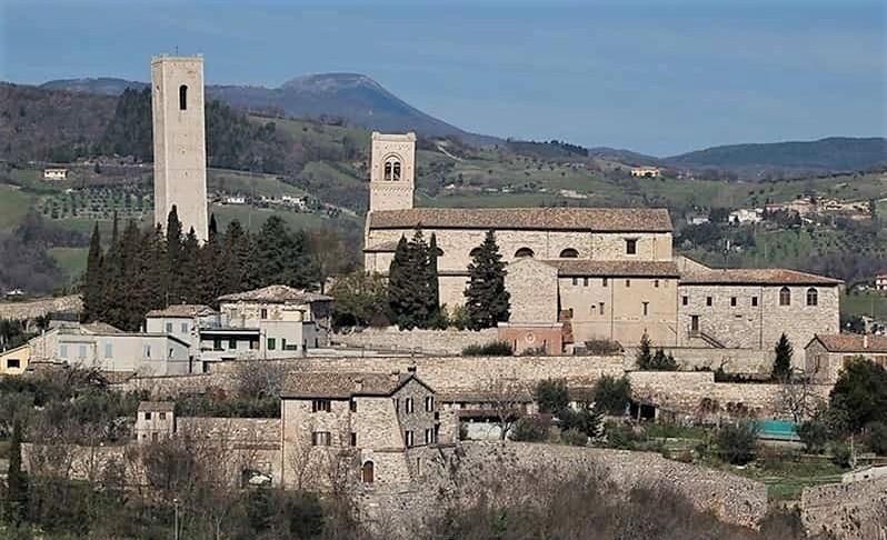San Severino Marche, gli itinerari del Trekking Urbano