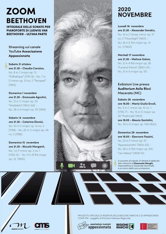 Zoom Beethoven