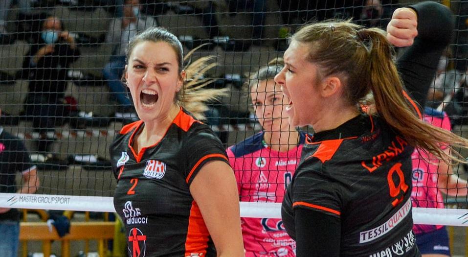 CBF Balducci, il derby di Pesaro secondo Melissa Martinelli