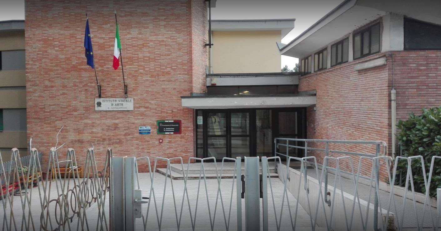 Adeguamento sismico del Liceo Artistico di Macerata