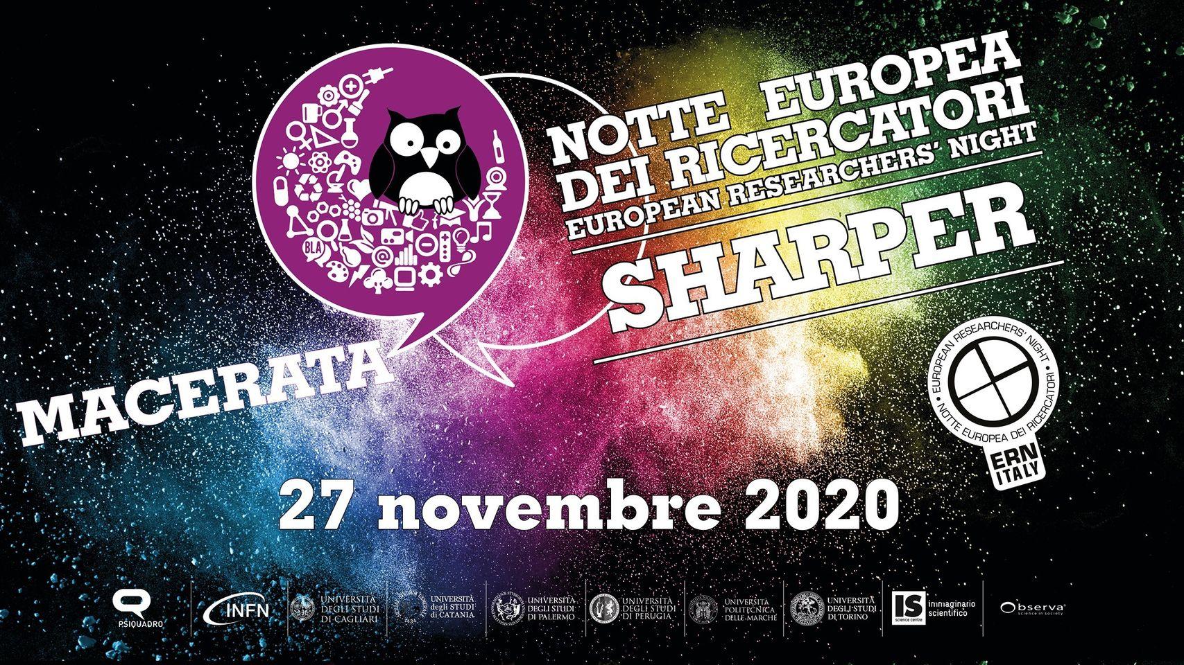Università di Macerata, la Notte Europea dei Ricercatori
