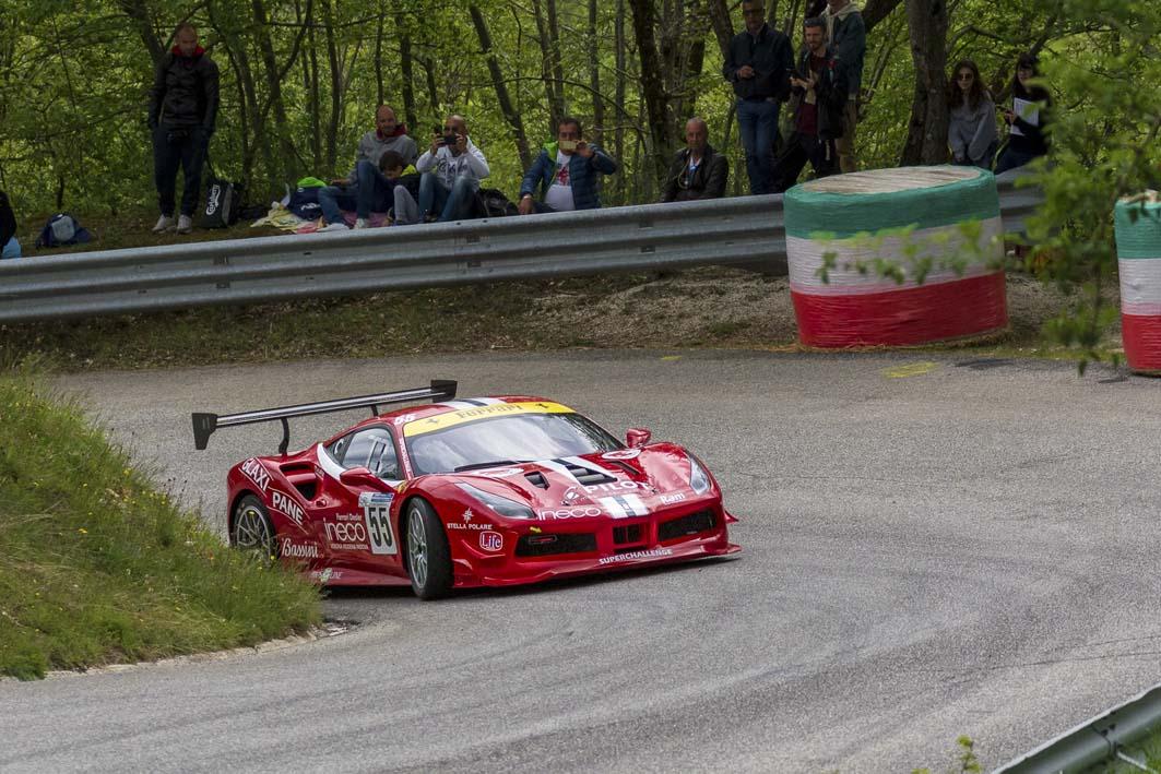 Sarnano-Sassotetto, il Trofeo Scarfiotti dal 30 aprile al 2 maggio