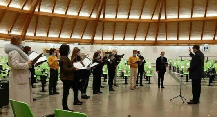 «Nonostante tutto», concerto di Natale del CoroVox Phoenicis