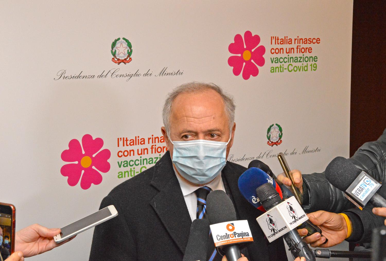 Regione Marche, adottato il Piano vaccinale anti Covid