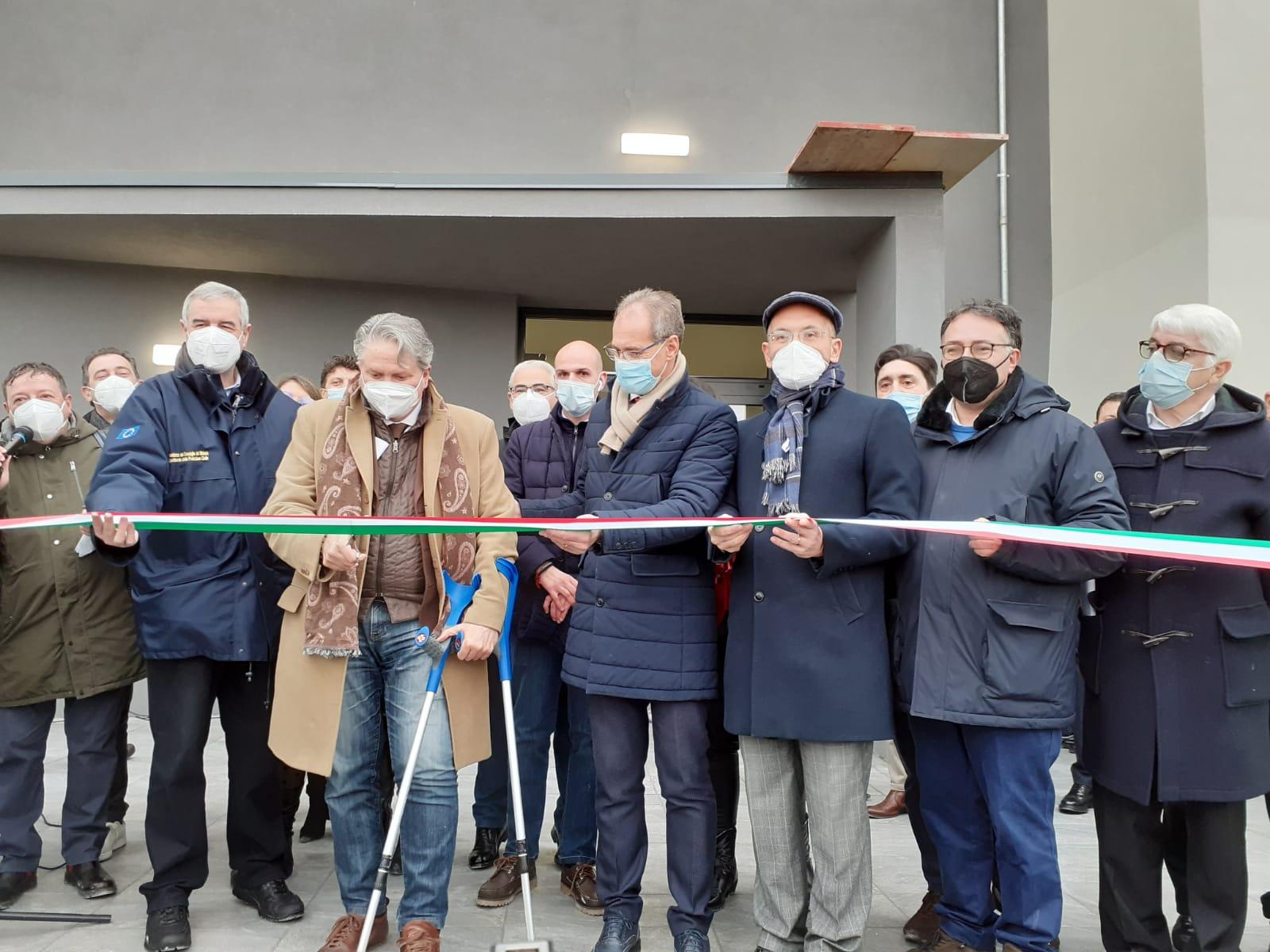 Tolentino, nuovi appartamenti per terremotati a Borgo Rancia