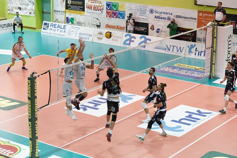 Med Store Macerata sconfitta 3-0 a Motta di Livenza