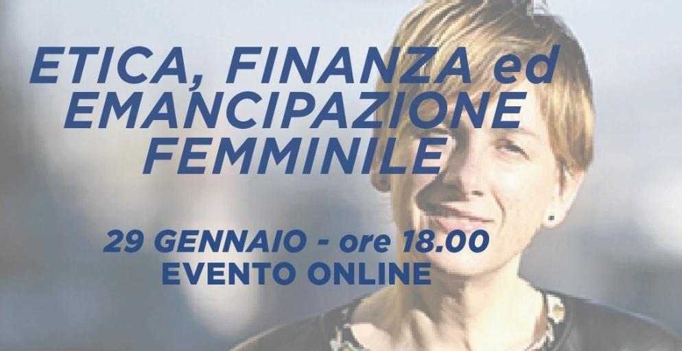 Soroptimist, convegno online sulle donne tra etica e finanza