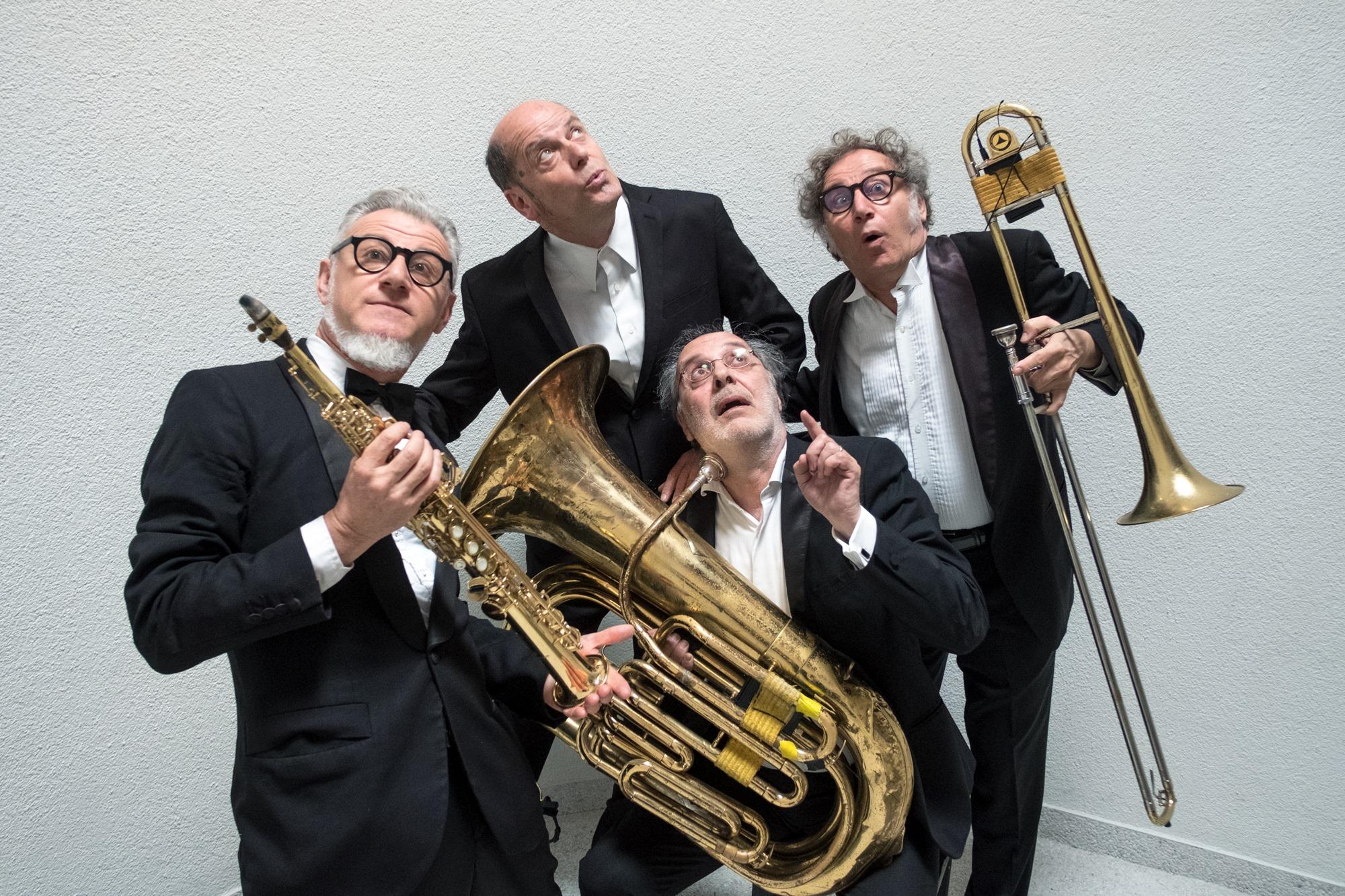 Banda Osiris e Rossini in streaming, con AMAT il teatro a casa