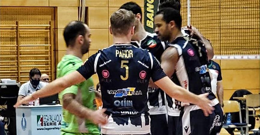 Med Store Macerata, a Bolzano (0-3) sesta vittoria consecutiva