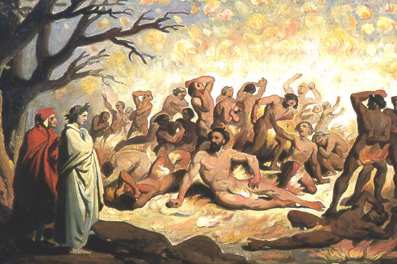 Dantedì a San Severino Marche con le opere di Filippo Bigioli