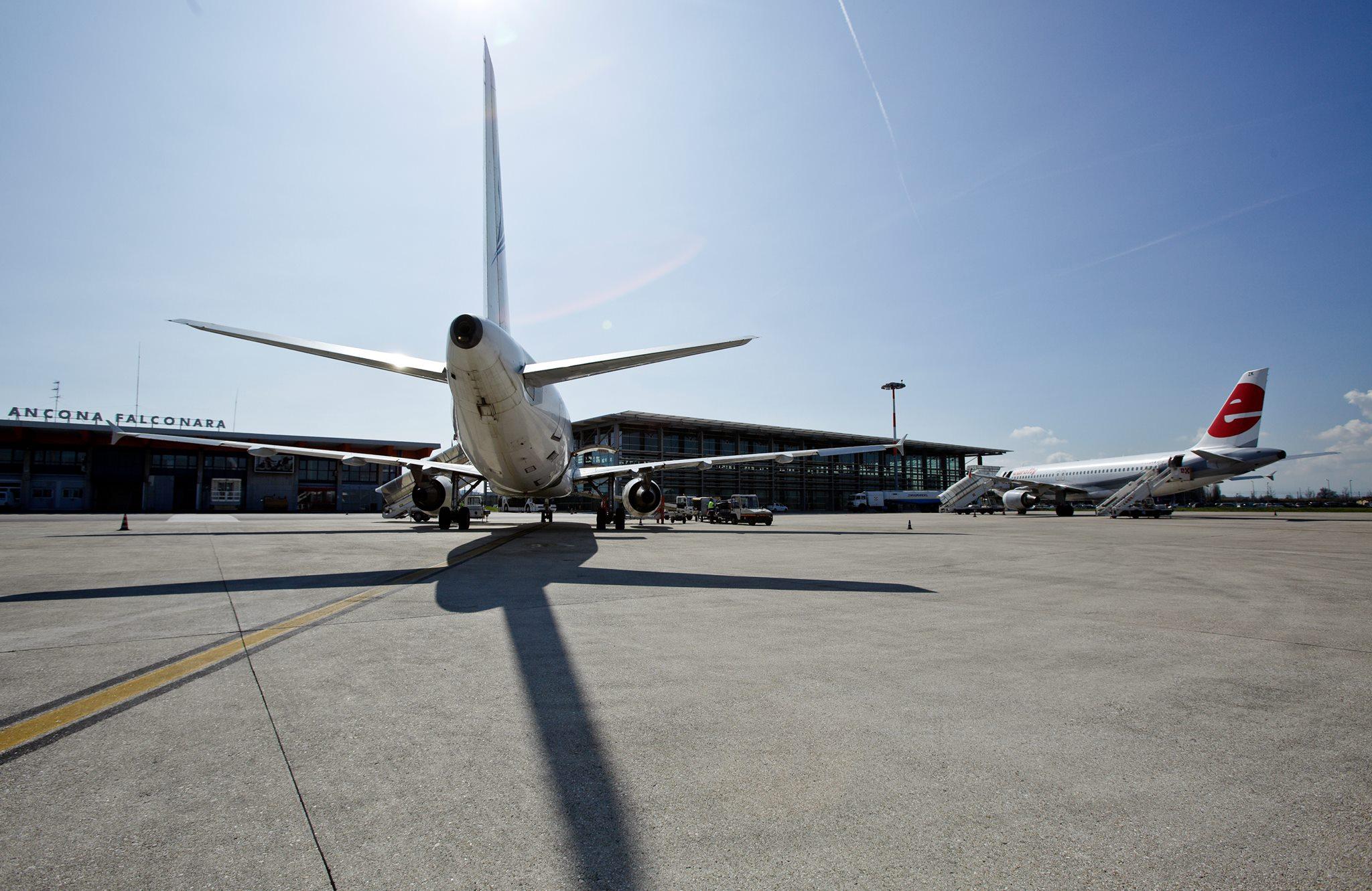 Aeroporto delle Marche, undici rotte e investimenti per il rilancio