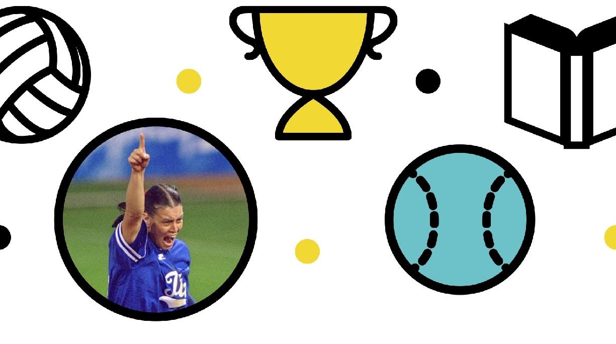 """A """"Storie in rete"""" la campionessa di softball Marta Gambella"""