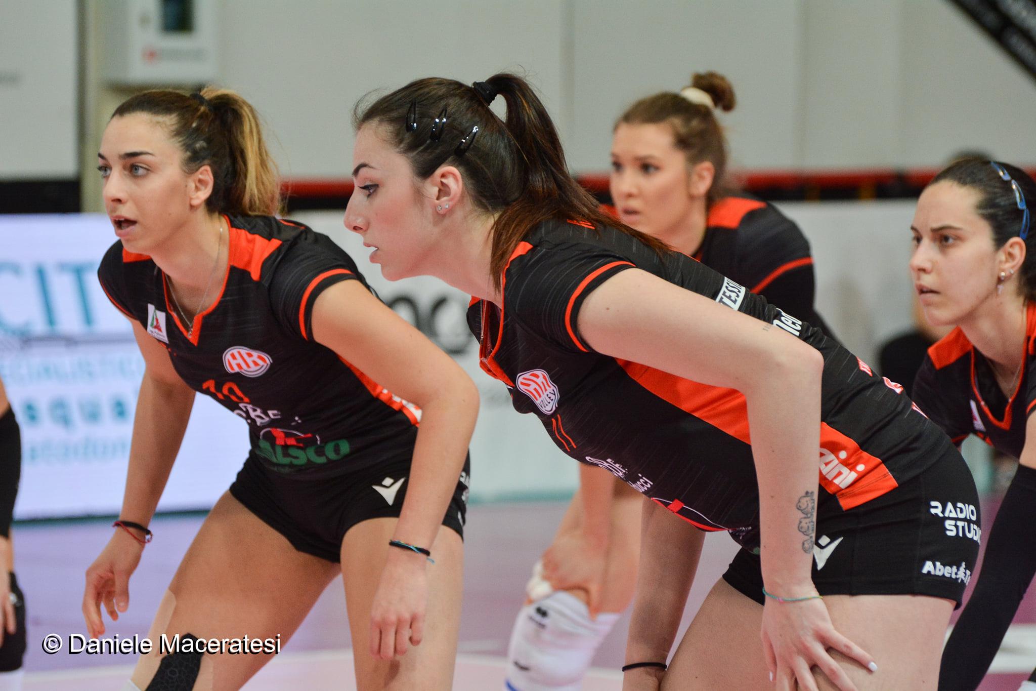CBF Balducci Macerata a Mondovì per la Pool Promozione A2