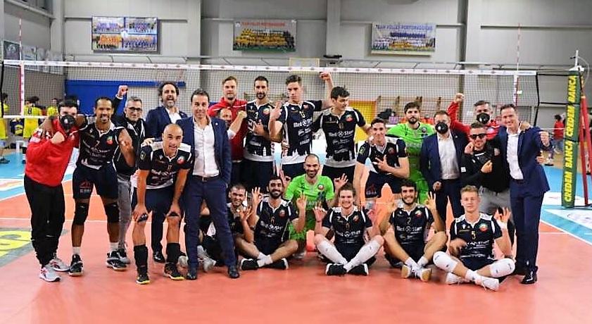 Med Store Macerata vince a Portomaggiore e avanza nei play off